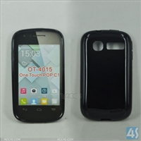 TPU Cell Phone Case for Alcatel OT-4015