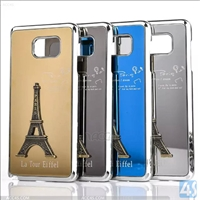 Iron tower Hard Shell  case for SAMSUNG  Galaxy S6 Edge Plus /N925