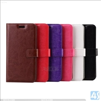 PU Leather Wallet Case for Oneplus 3