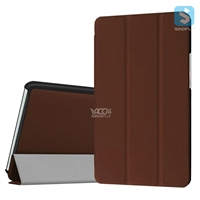 Tri Fold PU Leather Case for HUAWEI MediaPad M3 8.4""
