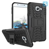 PC TPU Kickstand Hybrid Case for SAMSUNG A8 (2016)