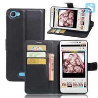 PU Leather Wallet Case for Alcatel Pixi 4 Plus Power