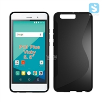 S Line TPU Case for HUAWEI P10 Plus