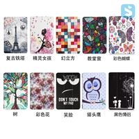 Printed PU Leather Case for SAMSUNG Galaxy TAB S3 (9.7) / T820/ T825
