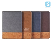 Contrast Color PU Leather Case for SAMSUNG Galaxy TAB S3 (9.7) / T820/ T825