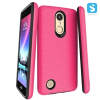PC TPU Combo Case for LG K4 2017