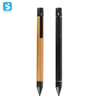 rechargeable touch pen with clip
