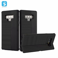 2 in 1 PC TPU with stand phone case for Samsung Galaxy Note 9