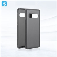 TPU Matte blank case for Samsung Galaxy S10