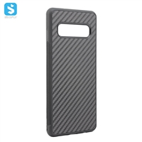 TPU carbon fiber case for Samsung Galaxy S10