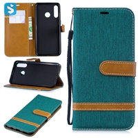 TPU cloth leather case for Huawei P30 Lite