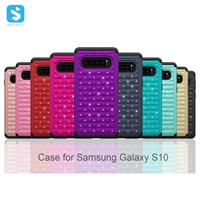 TPU PC  3 in 1 case for Samsung Galaxy S10