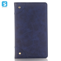 retro grain book cover case for Huawei MediaPad M3 8.4