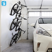 Bicycle rack 3 set