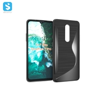 NS style TPU clear phone case for One Plus 7 Pro