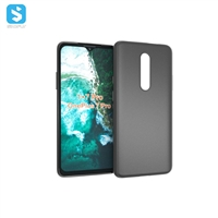 Pudding Matte TPU clear phone case for One Plus 7 Pro