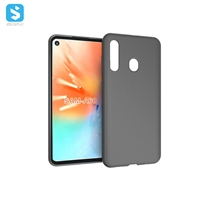 Pudding TPU matte phone case for Samsung Galaxy A60
