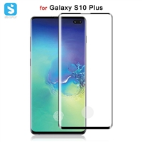 3D Edge glue tempered glass screen protector for Samsung S10 Plus