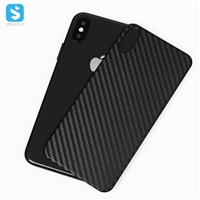 Carbon Fiber back cover  for iphone X
