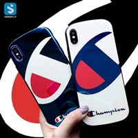 Champion shockproof case for iphone xs