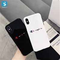 Champion TPU case for iphone xs