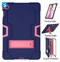 silicone PC with case for Samsung Galaxy Tab S5e T720