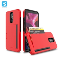 TPU PC phone case for LG K40