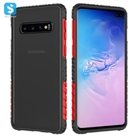 TPU PC phone case for Samsung S10