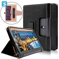 leather case for Lenovo Yoga Smart Tab 10.1 YT-X705