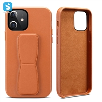 Wristband leather back cover for APPLE  iPhone12 Mini (2020) 5.4
