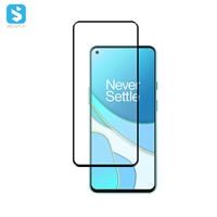 2.5D Screen printed tempered glass for OnePlus 9