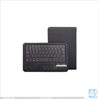 "Universal 7"" tablet PC Bluetooth Keyboard leather case(Android,Win, IOS)"