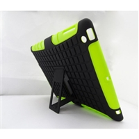PC and TPU stand case for iPad4/3/2