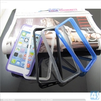 TPU Bumper Frame Phone Covers for iPhone 5C