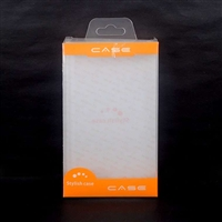 Clear Plastic Box for Retail Cell Phone Protective Case Package
