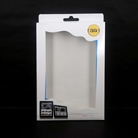 Card board+blister package for tablet PC
