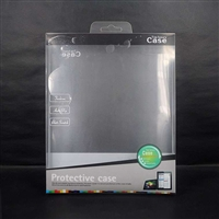 Tablet PC Protective Case White Clear Plastic Gift Box Packaging