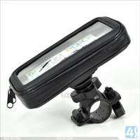 waterproof bag case for 6.3 inch android phone fixed on bicycle