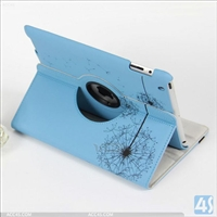 Rotating Leather Cover for iPad 2/3/4
