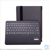 Most Selling 2014 Removeable Wireless Keyboard Leather Cover Case for LENOVO  Yoga 10 / B8000
