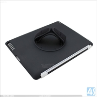 Detachable Smart Cover Leather Case for iPad 2/3/4