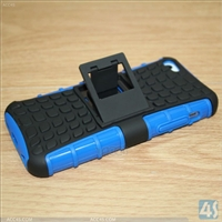 Stand Robot Hard Case for iPhone 5C