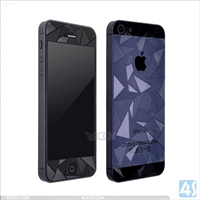 3D Diamond Screen Protector for iPhone 5/5S