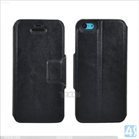 Flip Leather Wallet case for iPhone 5C