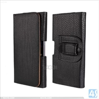Leather Pouch Case for HTC One 2/M8