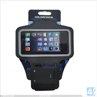 Waterproof Mobile Phone Armband for iPhone 5/5S