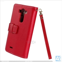 Wallet Leather Case for LG G3