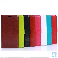 Stand Leather Wallet Case for LG G3