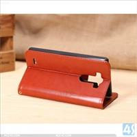 Wallet Leather Phone Case for LG G3