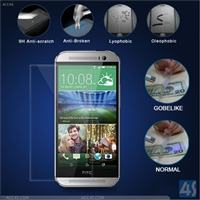 Anti Blue-ray Glass Screen Protector for HTC One 2/M8
